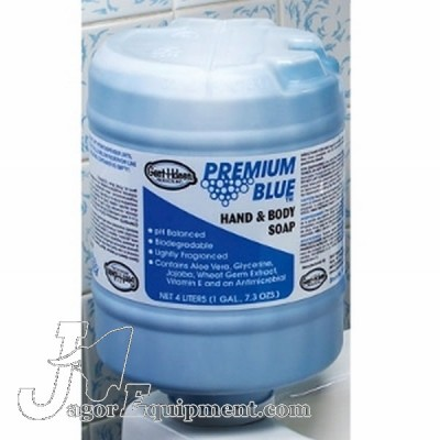 Gent L Kleen 14-4400 Premium Blue Hand Cleaner Dreumex gentlekleen