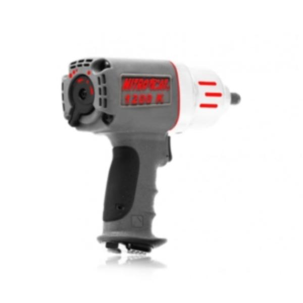 Aircat 1 2 Drive Composite Impact Wrench 1200k Jagor Equipment Tool Supply