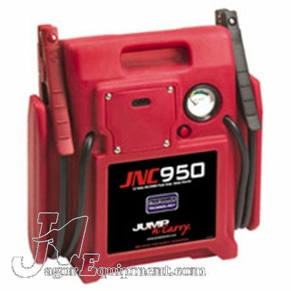 Battery Booster Jumper Pack JNC950 990096 - Jagor Equipment Tool