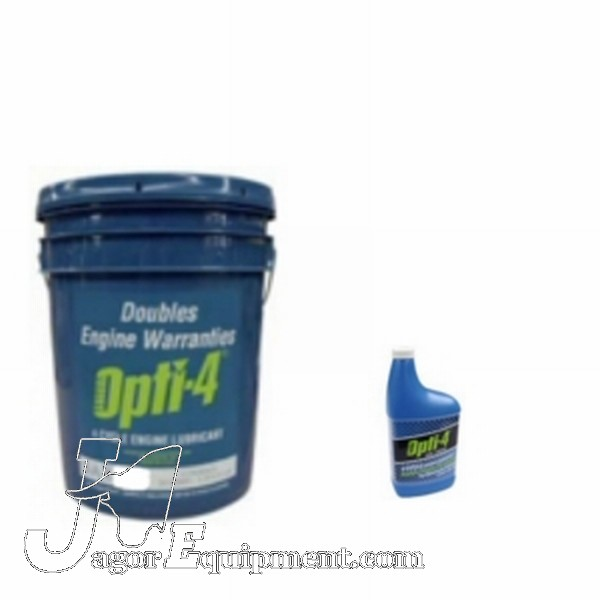 Opti 4 Four Cycle Engine Oil 1030w 53 Gallon Pail Jagor